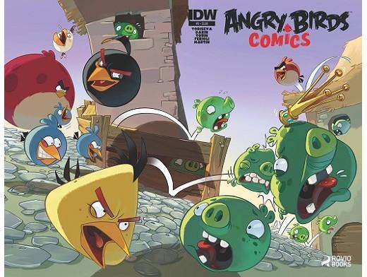 Angry Birds #9 (ING/CB) Comic