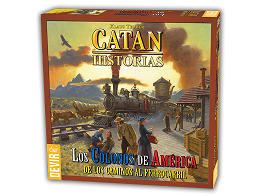 Los Colonos de América - Catán Historias