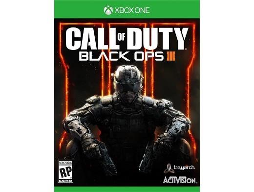 Call of Duty: Black Ops III XBOX ONE Usado