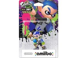Nintendo amiibo: Figura Inkling Boy