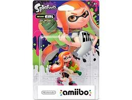 Nintendo amiibo: Figura Inkling Girl