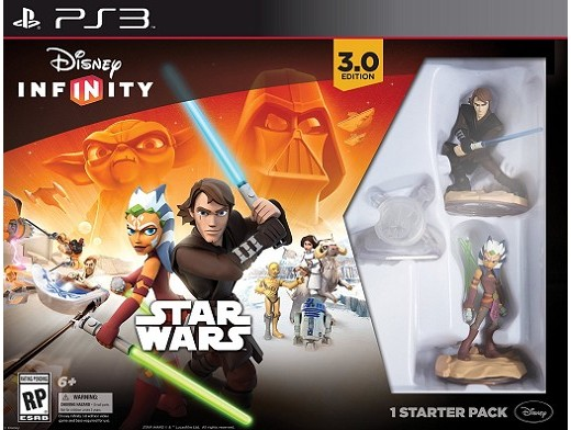Disney Infinity: SW (3.0 Ed) Starter Pack PS3