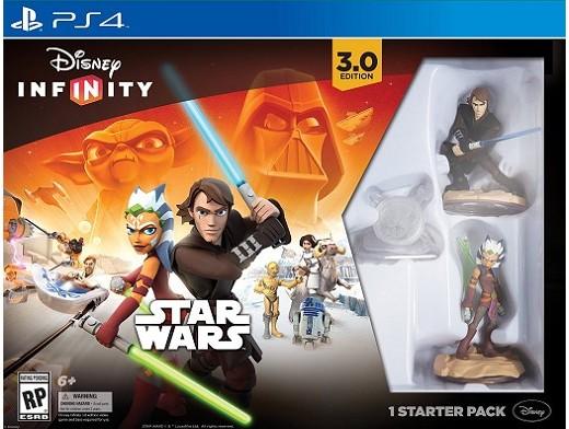 Disney Infinity: SW (3.0 Ed) Starter Pack PS4