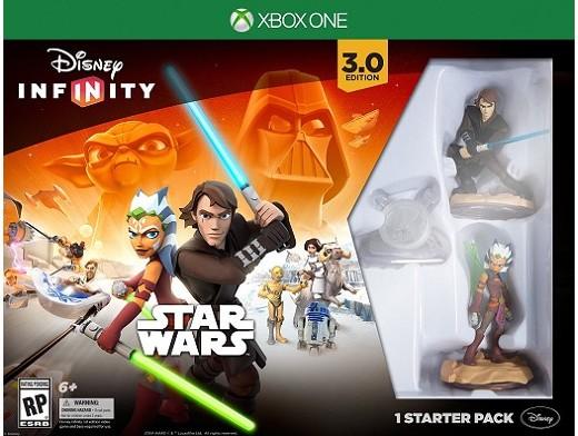 Disney Infinity: SW (3.0 Ed) Starter Pack XBOX ONE