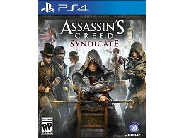 Assassin's Creed: Syndicate PS4 Usado
