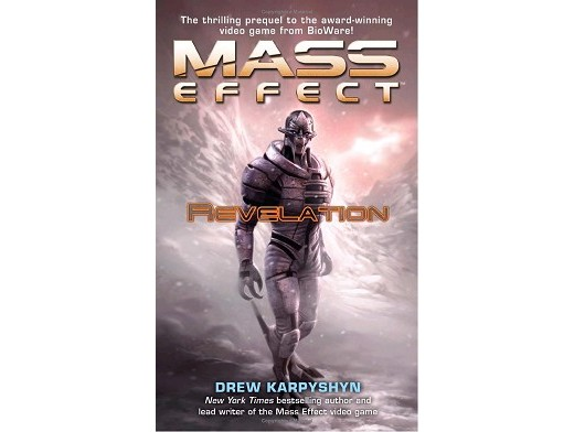 Mass Effect: Revelation (ING) Libro