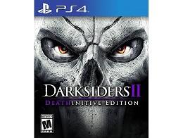 Darksiders II: Deathinitive Edition PS4 Usado