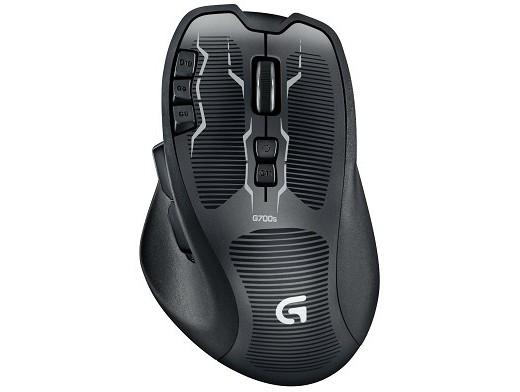 Mouse Logitech Gaming G700s Recargable
