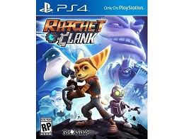 Ratchet & Clank PS4 Usado