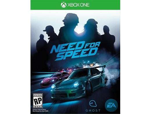 Need for Speed XBOX ONE Usado