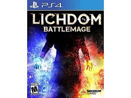 Lichdom: Battlemage PS4