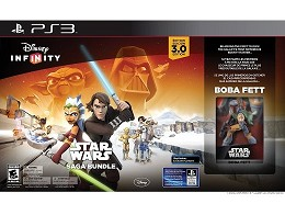 Disney Infinity: SW (3.0 Ed) Saga Bundle PS3