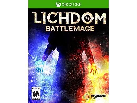 Lichdom: Battlemage XBOX ONE
