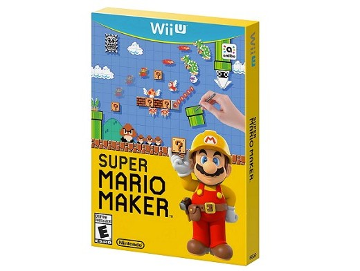 Super Mario Maker Wii U Usado