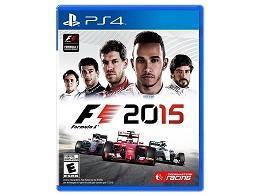 F1: 2015 PS4