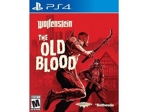 Wolfenstein: The Old Blood PS4 Usado