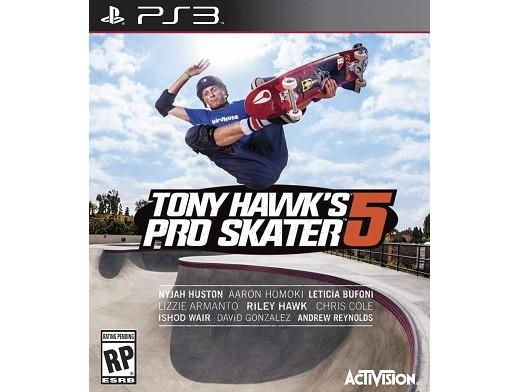 Tony Hawk Pro Skater 5 PS3