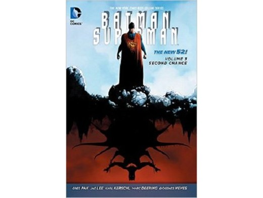 Batman Superman v3 Second Chance (ING/HC) Comic