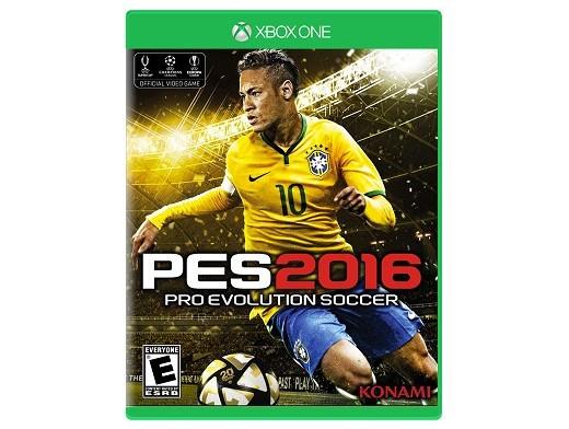 Pro Evolution Soccer 2016 XBOX ONE Usado