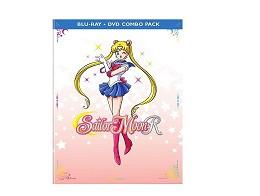 Sailor Moon R: Season 2 Part 1 Collection Blu-ray