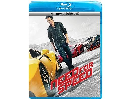 Need for Speed - La Película Blu-ray