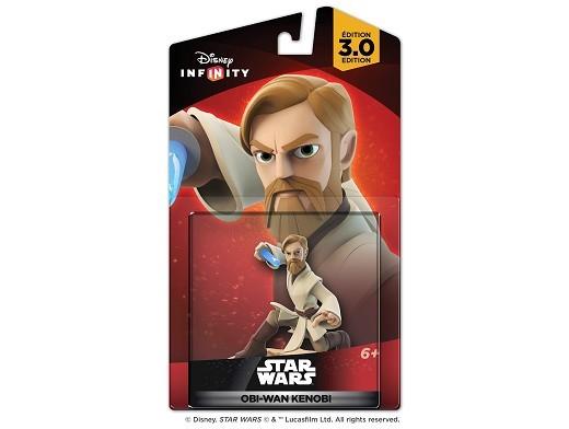 Disney Infinity: SW (3.0 Ed) Figura Obi-Wan Kenobi