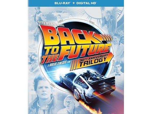 Back to the Future 30th Anniversary Blu-ray