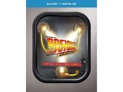 Back to the Future The Complete Adventures Blu-ray