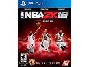 NBA 2K16 PS4 Usado