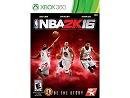 NBA 2K16 XBOX 360 Usado
