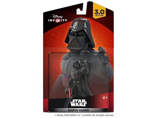 Disney Infinity: SW (3.0 Ed) Figura Darth Vader