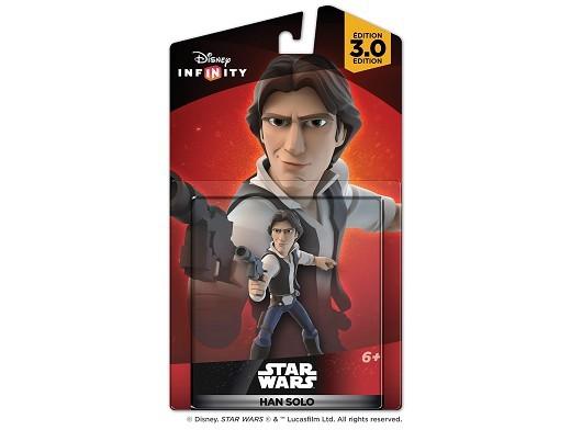 Disney Infinity: SW (3.0 Ed) Figura Han Solo