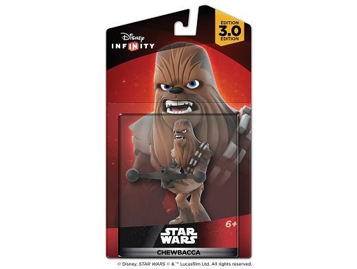 Disney Infinity: SW (3.0 Ed) Figura Chewbacca