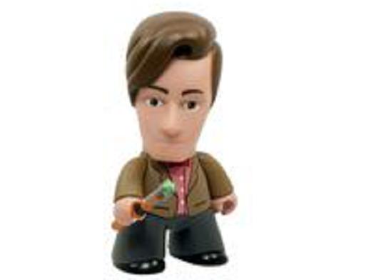 Mini Figura Doctor Who TITANS: 11th Doctor
