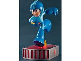 Estatua Running Mega Man (33 cms)