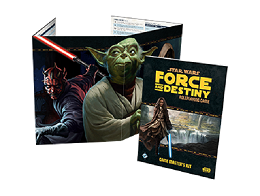 Star Wars Force and Destiny Game Master Kit