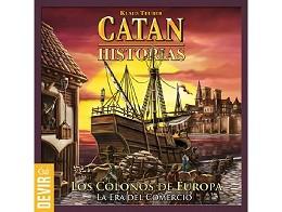 Los Colonos de Europa - Catán Historias