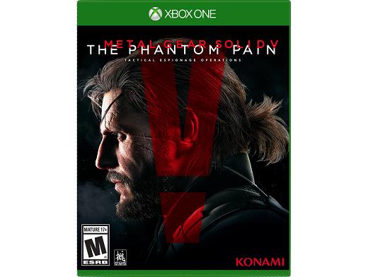 Metal Gear Solid V: The Phantom Pain XBOX ONE Usado