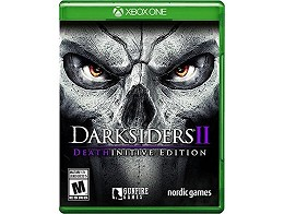 Darksiders II: Deathinitive Edition XBOX ONE Usado