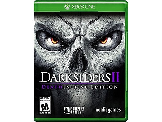 Darksiders II: Deathinitive Edition XBOX ONE