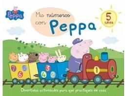 Peppa Pig: Mis números con Peppa (ESP) Libro