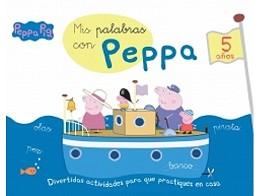 Peppa Pig: Mis palabras con Peppa (ESP) Libro