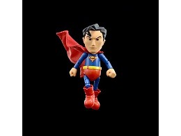 Figura Hybrid Metal Figuration #007: Superman