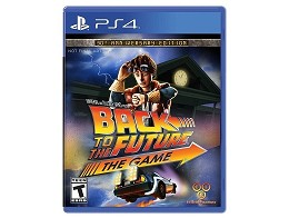 Back to the Future: The Game 30th Anniv PS4