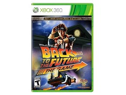 Back to the Future: The Game 30th Anniv XBOX 360