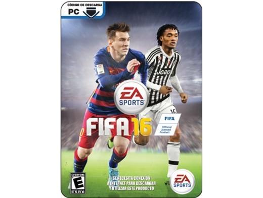 FIFA 16 PC (DIGITAL)