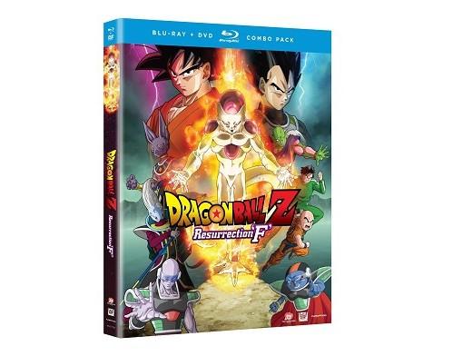 Dragon Ball Z: Resurrection F Blu-ray