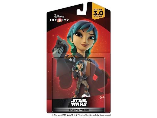 Disney Infinity: SW (3.0 Ed) Figura Sabine Wren