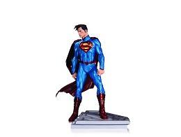 Estatua Superman Man of Steel By John Romita Jr