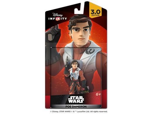 Disney Infinity: SW (3.0 Ed) Figura Poe Dameron